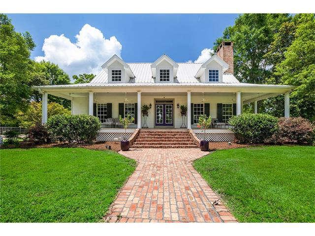 Single Family for Sale at 11583 Willie Garrett Rd Folsom, Louisiana 70437 United States