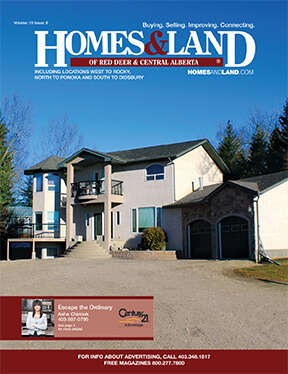 HOMES & LAND Magazine Cover. Vol. 10, Issue 06, Page 5.