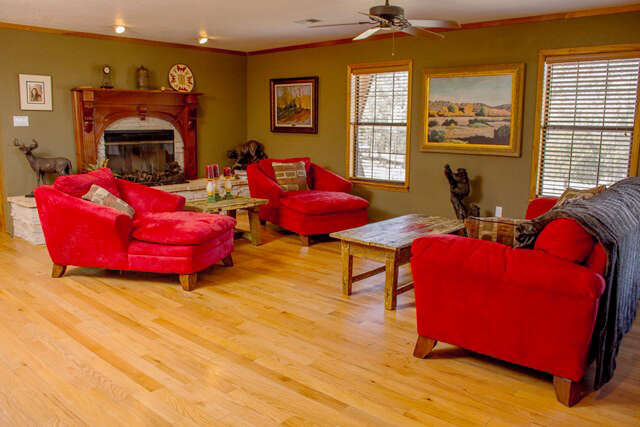 Single Family for Sale at 174 Eagle Creek Canyon Rd Ruidoso, New Mexico 88345 United States
