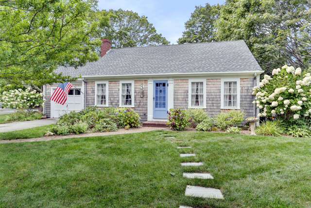Single Family for Sale at 33 Robinson Road Falmouth, Massachusetts 02540 United States