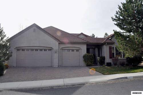 Home Listing at 4890 Aberfeldy Road, RENO, NV