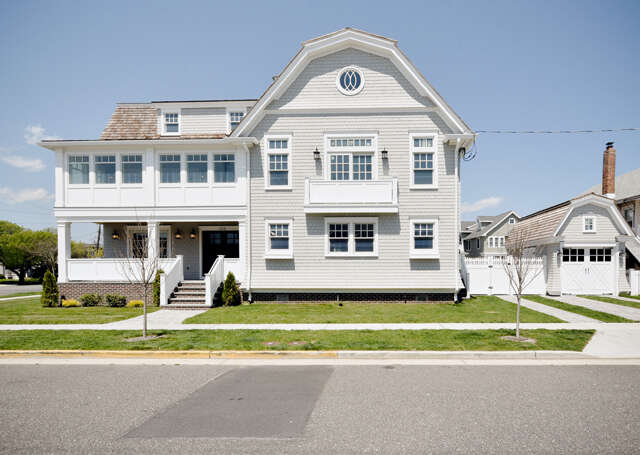Single Family for Sale at 100 Ocean Road Ocean City, New Jersey 08226 United States
