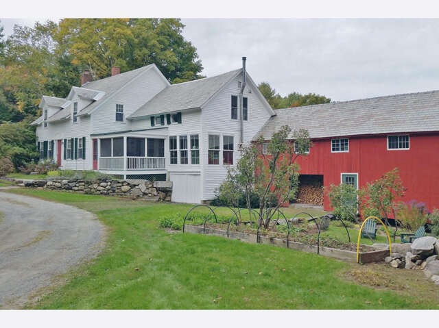 Single Family for Sale at 375 Orchard Street Brattleboro, Vermont 05301 United States