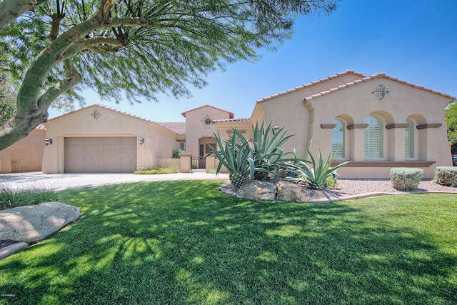 Single Family for Sale at 5326 S Fairchild Lane Chandler, Arizona 85249 United States