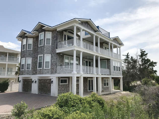 Single Family for Sale at 1213 Bay Street Tybee Island, Georgia 31328 United States