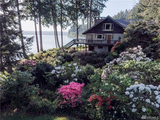 Single Family for Sale at 1341 Whitney Rd Quilcene, Washington 98376 United States