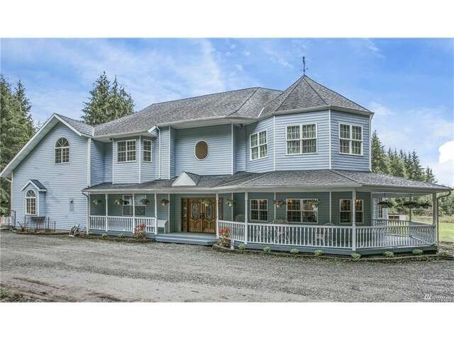 Single Family for Sale at 13031 Green Mountain Rd Granite Falls, Washington 98252 United States