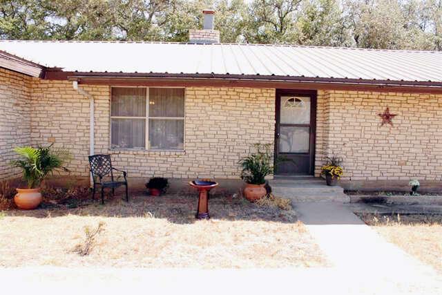 Home Listing at 301 Vine St, BURNET, TX