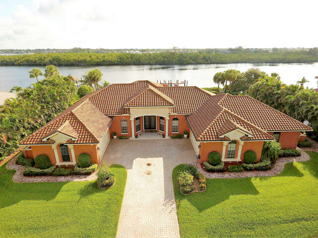 Single Family for Sale at 12188 Riverbend Lane Port St. Lucie, Florida 34984 United States