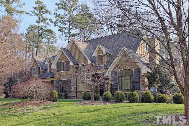 Single Family for Sale at 103 Botanical Way Chapel Hill, North Carolina 27517 United States