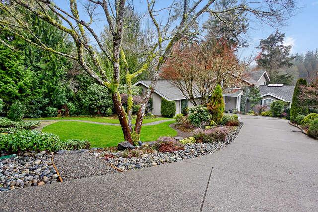 Single Family for Sale at 8140 NE Hidden Cove Rd Bainbridge Island, Washington 98110 United States