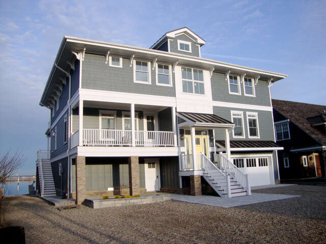 Single Family for Sale at 1004 Barnegat Lane Mantoloking, New Jersey 08738 United States