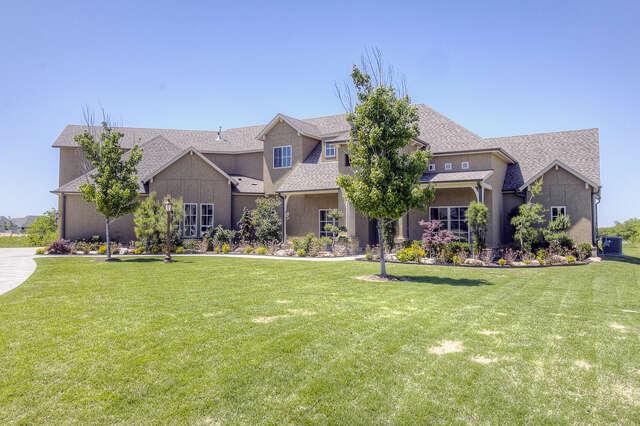Single Family for Sale at 6576 N Deer Ridge Court Owasso, Oklahoma 74055 United States