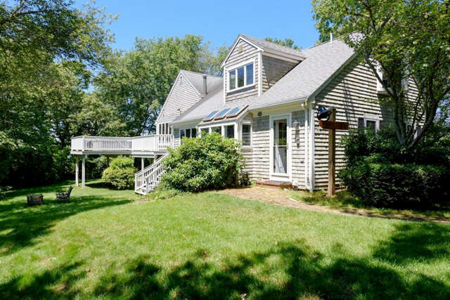 Single Family for Sale at 410 Nyes Neck Road Centerville, Massachusetts 02632 United States