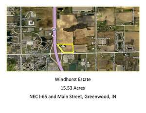 Commercial Property for Sale, ListingId:62893564, location: 1690 East GREENWOOD Road Greenwood 46142