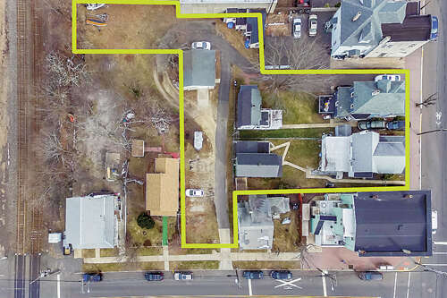 Land for Sale at 405-409 Main Street Bradley Beach, New Jersey 07720 United States
