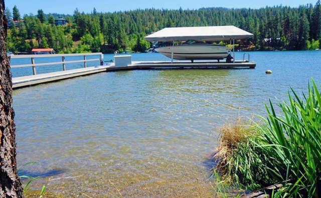 Single Family for Sale at 5475 E Shoreline Dr Post Falls, Idaho 83854 United States