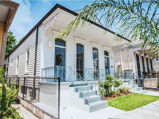 Single Family for Sale at 1117 N White New Orleans, Louisiana 70119 United States