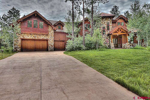 Single Family for Sale at 143 Cliffs Edge Drive Durango, Colorado 81301 United States
