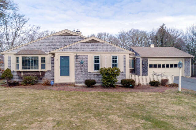 Single Family for Sale at 10 Woodland Road Harwich Port, Massachusetts 02646 United States