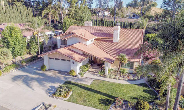 Single Family for Sale at 5620 Shoshone Street Simi Valley, California 93063 United States