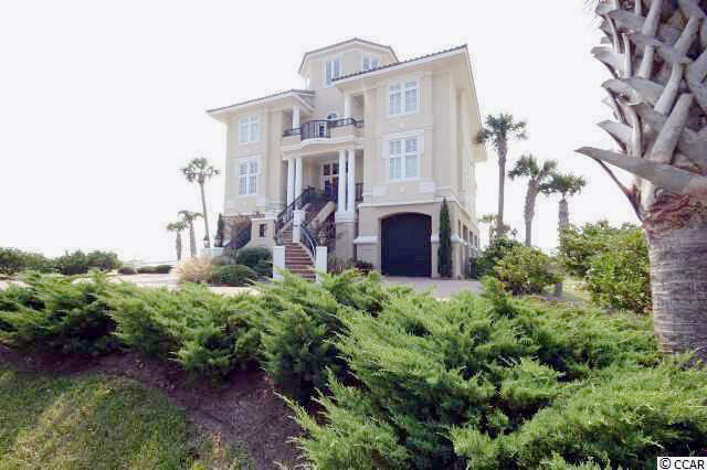Single Family for Sale at 8922 N Ocean Blvd Myrtle Beach, South Carolina 29572 United States