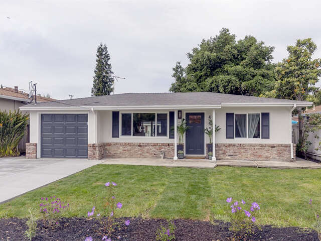 Single Family for Sale at 445 6th Ave Menlo Park, California 94025 United States