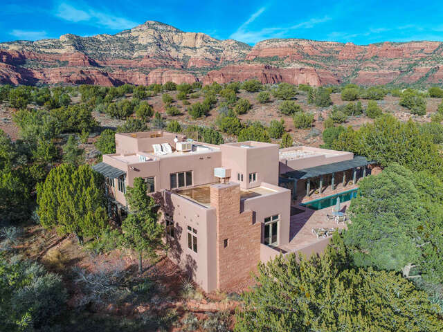 Single Family for Sale at 140 Bear Mountain Rd Sedona, Arizona 86336 United States