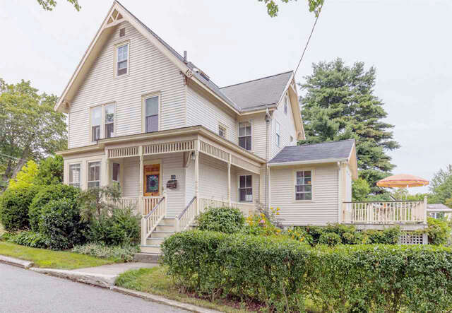 Multi Family for Sale at 15 Thornton Street Portsmouth, New Hampshire 03801 United States