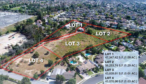 Single Family for Sale at 2342 Vista Road La Habra Heights, California 90631 United States