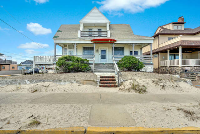 Single Family for Sale at 301 N Ocean Avenue Seaside Park, New Jersey 08752 United States