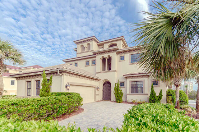 Single Family for Sale at 5 Hammock Beach Ct Palm Coast, Florida 32137 United States