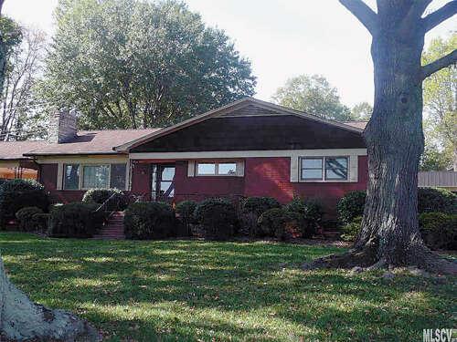 Single Family for Sale at 2616 Northwest Boulevard Newton, North Carolina 28658 United States