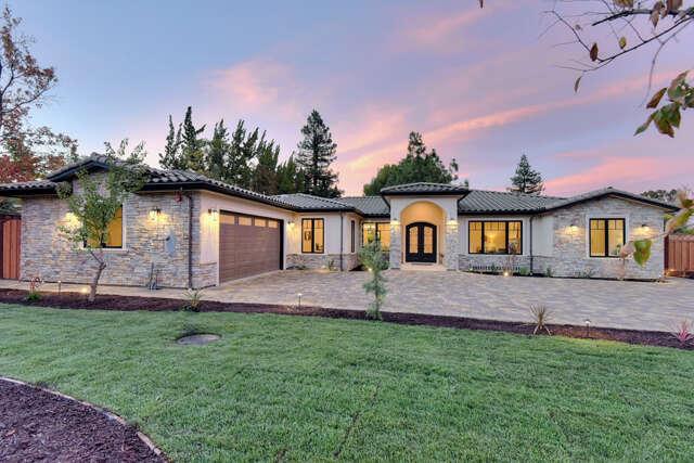 Single Family for Sale at 18781 Allendale Avenue Saratoga, California 95070 United States