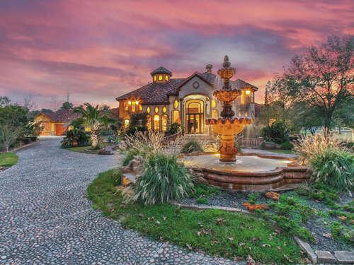 Single Family for Sale at 29003 Dobbin Hufsmith Magnolia, Texas 77354 United States