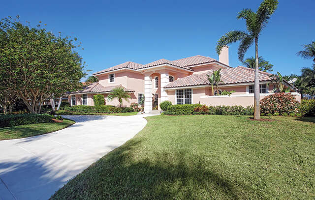 Single Family for Sale at 4555 Turnberry Court Boynton Beach, Florida 33436 United States