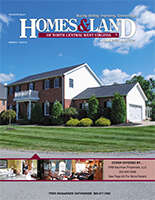 HOMES & LAND Magazine Cover. Vol. 36, Issue 01, Page 16.