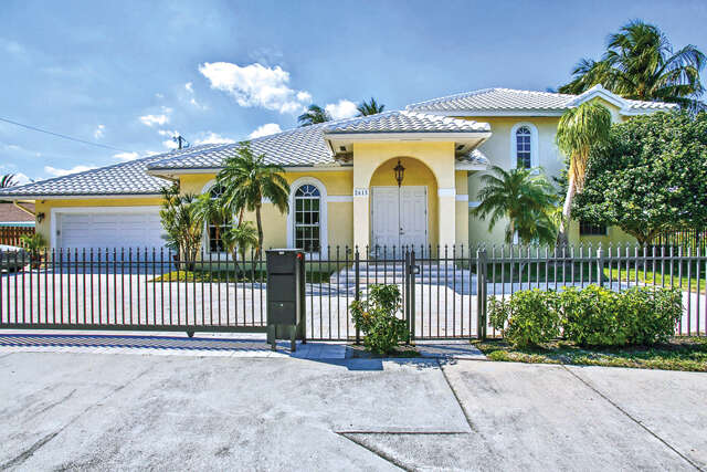 Single Family for Sale at 2615 North Federal Highway Lake Worth, Florida 33460 United States