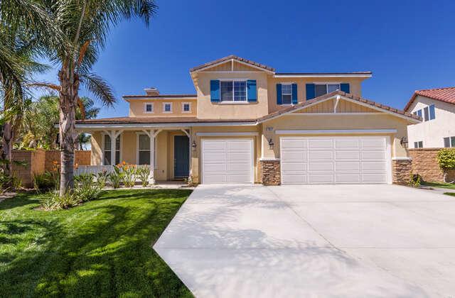 Single Family for Sale at 7817 Hazelnut Drive Corona, California 92880 United States