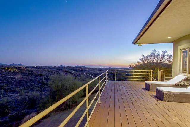 Single Family for Sale at 8702 E Silver Saddle Dr Carefree, Arizona 85377 United States