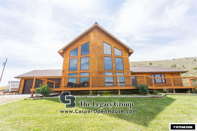 Single Family for Sale at 1189 Boxelder Road Glenrock, Wyoming 82637 United States