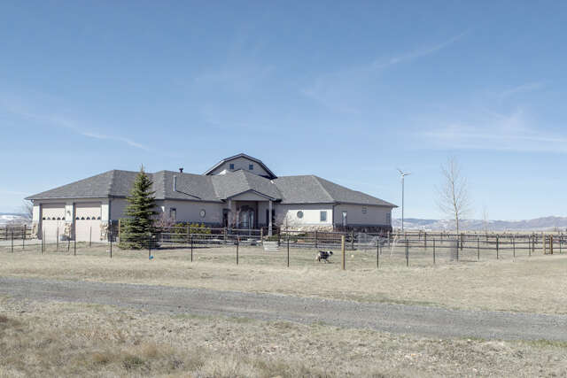 Single Family for Sale at 20 River Ridge Rd Laramie, Wyoming 82070 United States