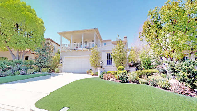 Single Family for Sale at 24709 Garland Drive Valencia, California 91355 United States