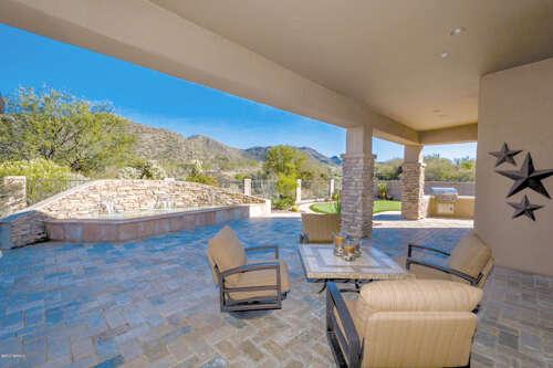 Single Family for Sale at 13954 N Sonoran Links Court Marana, Arizona 85658 United States