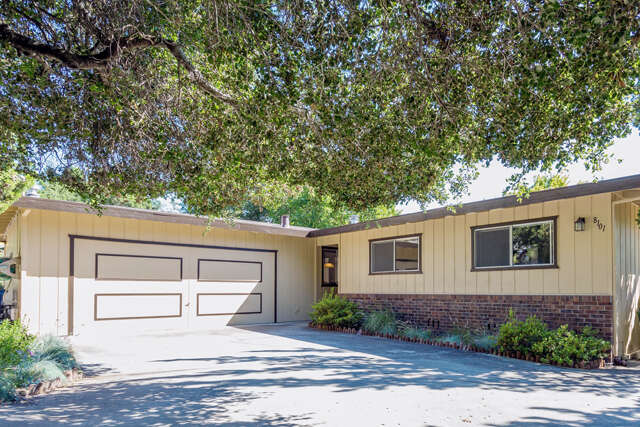 Single Family for Sale at 8101 Harvard Dr Ben Lomond, California 95005 United States