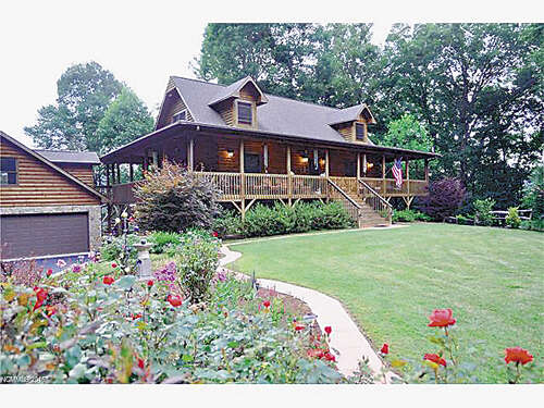 Single Family for Sale at 416 Granger Mountain Road Hot Springs, North Carolina 28743 United States