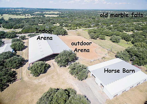 Single Family for Sale at 107 Lincoln Smith Rd Round Mountain, Texas 78663 United States