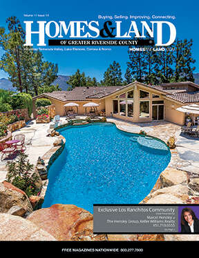 HOMES & LAND Magazine Cover. Vol. 11, Issue 13, Page 4.