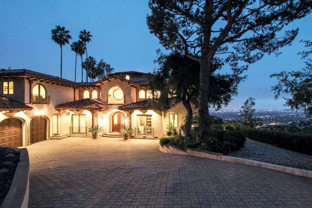 Single Family for Sale at 2097 Villa Heights Road Pasadena, California 91107 United States
