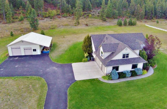 Single Family for Sale at 22934 N. Ranch View Drive Rathdrum, Idaho 83858 United States